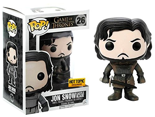 id9 zz rip zz game of thrones pop jon snow muddy variant exclu 10cm. Black Bedroom Furniture Sets. Home Design Ideas